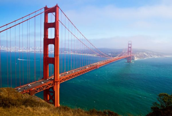 Image of Golden Gate Bridge