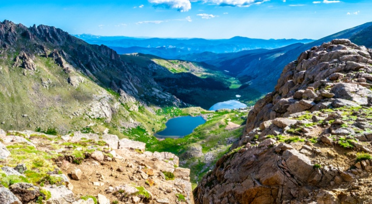 denver weekend itinerary mount evans champion charter bus